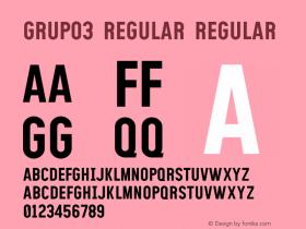 GRUPO3 Regular
