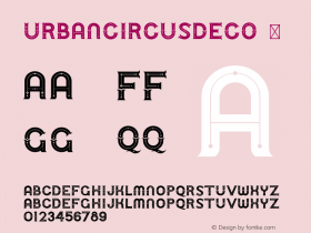 UrbanCircusDeco