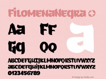 FilomenaNegra