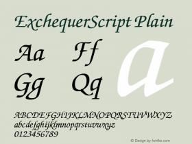 ExchequerScript