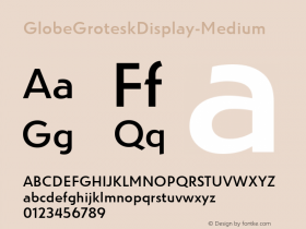 GlobeGroteskDisplay-Medium