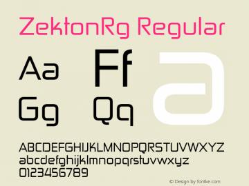 ZektonRg