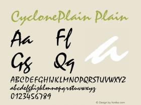 CyclonePlain