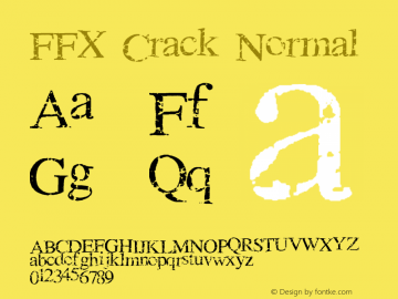 FFX Crack