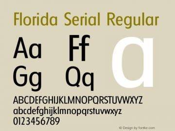 Florida Serial