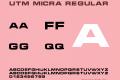 UTM Micra