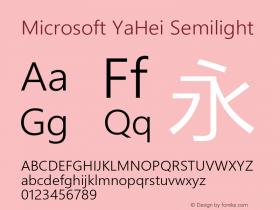 Microsoft YaHei