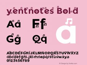 yentnotes