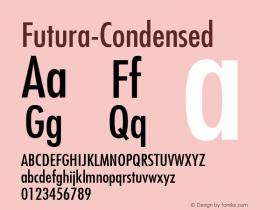 Futura-Condensed