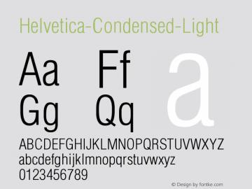 Helvetica-Condensed-Light