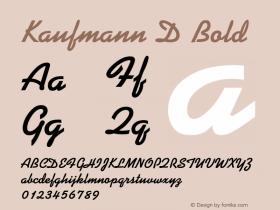 Kaufmann D