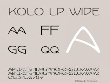 Kolo LP