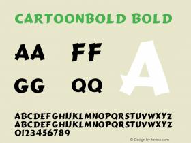CartoonBold