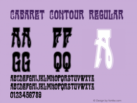 Cabaret Contour