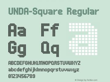 UNDA-Square