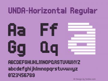 UNDA-Horizontal
