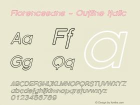 Florencesans - Outline