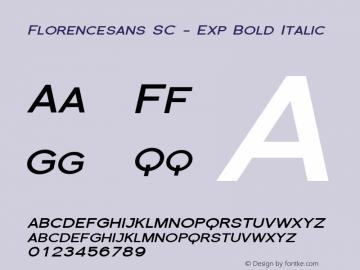 Florencesans SC - Exp