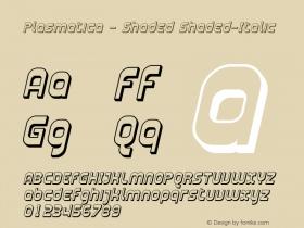 Plasmatica - Shaded