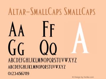 Altar-SmallCaps