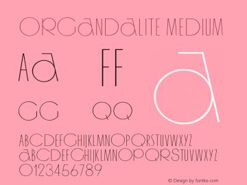OrgandaLite