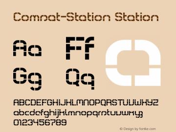 Comsat-Station