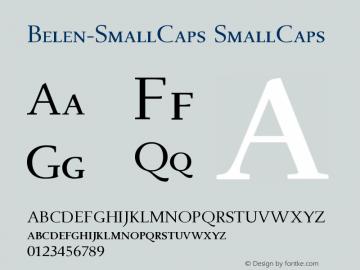 Belen-SmallCaps