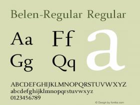 Belen-Regular