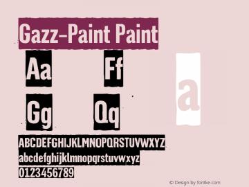 Gazz-Paint