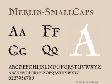 Merlin-SmallCaps