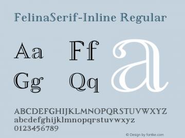 FelinaSerif-Inline
