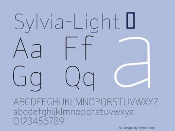 Sylvia-Light
