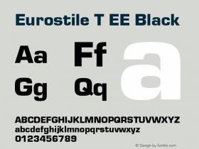Eurostile T EE