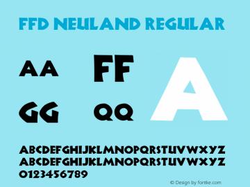 FFD Neuland