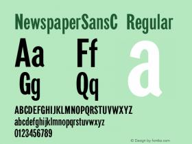 NewspaperSansC