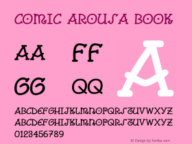 Comic Arousa