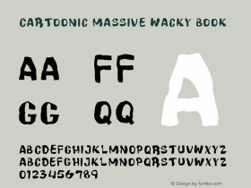 Cartoonic Massive Wacky