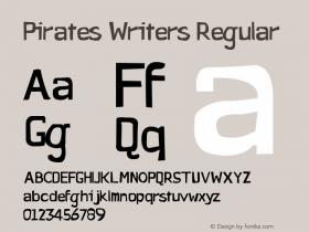 Pirates Writers