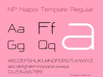 NP Naipol Template