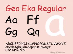 Geo Eka