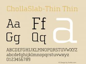 ChollaSlab-Thin