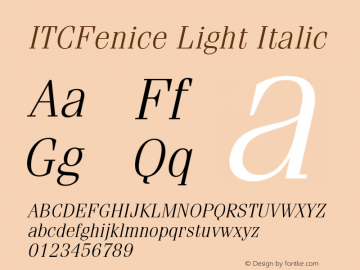 ITCFenice Light