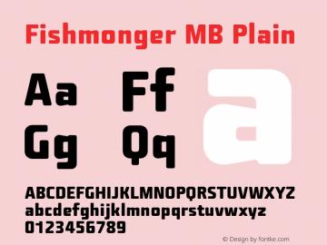 Fishmonger MB