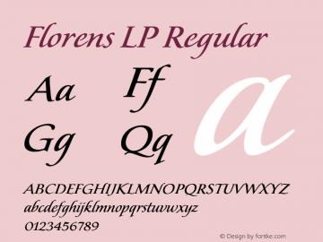 Florens LP