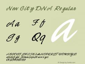 New City DNA
