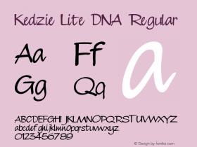 Kedzie Lite DNA
