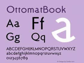OttomatBook