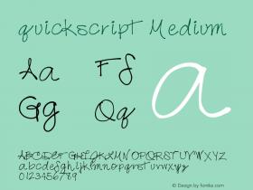 quickscript