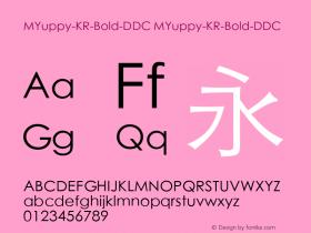 MYuppy-KR-Bold-DDC