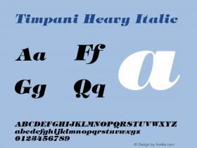 Timpani Heavy